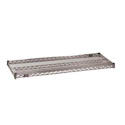 Eagle Heavy Duty Gray Epoxy-Coated Wire Shelving Sections