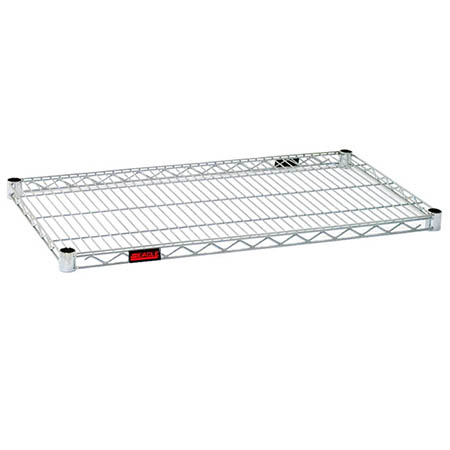 "Eagle Zinc-Coated Shelving Section 18"" x 24"""