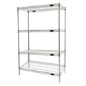 "Eagle Wire Shelving Kit 14"" x 24"""