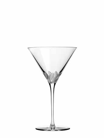 Libbey Master's Reserve Renaissance Renewal 10 oz Bloom Martini Glass