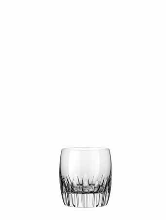 Libbey Master's Reserve Symmetry Renewal 9 oz Chisel Rocks Glass